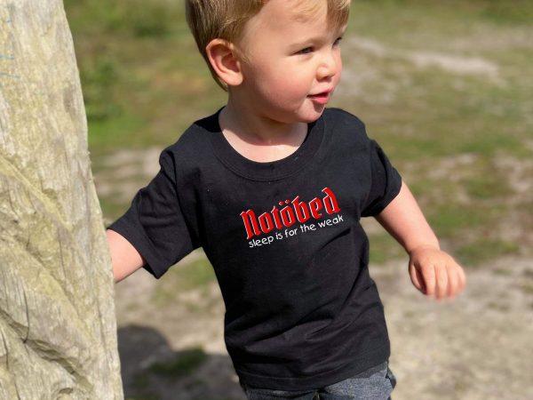 no to bed motorhead t-shirt