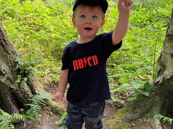 abcd acdc t-shirt