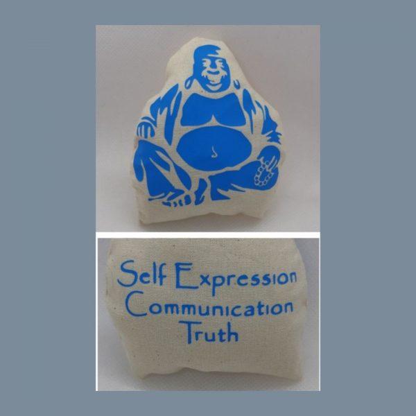 buddha buddies blue