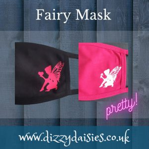 fairy face masks