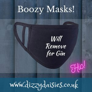 will remove for gin face mask