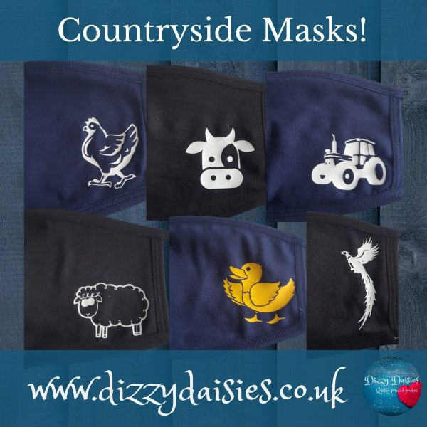 countryside face masks