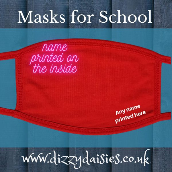 school face masks