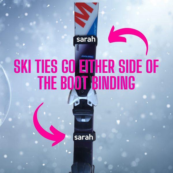 ski tie