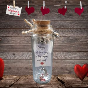 mothers day love bottles