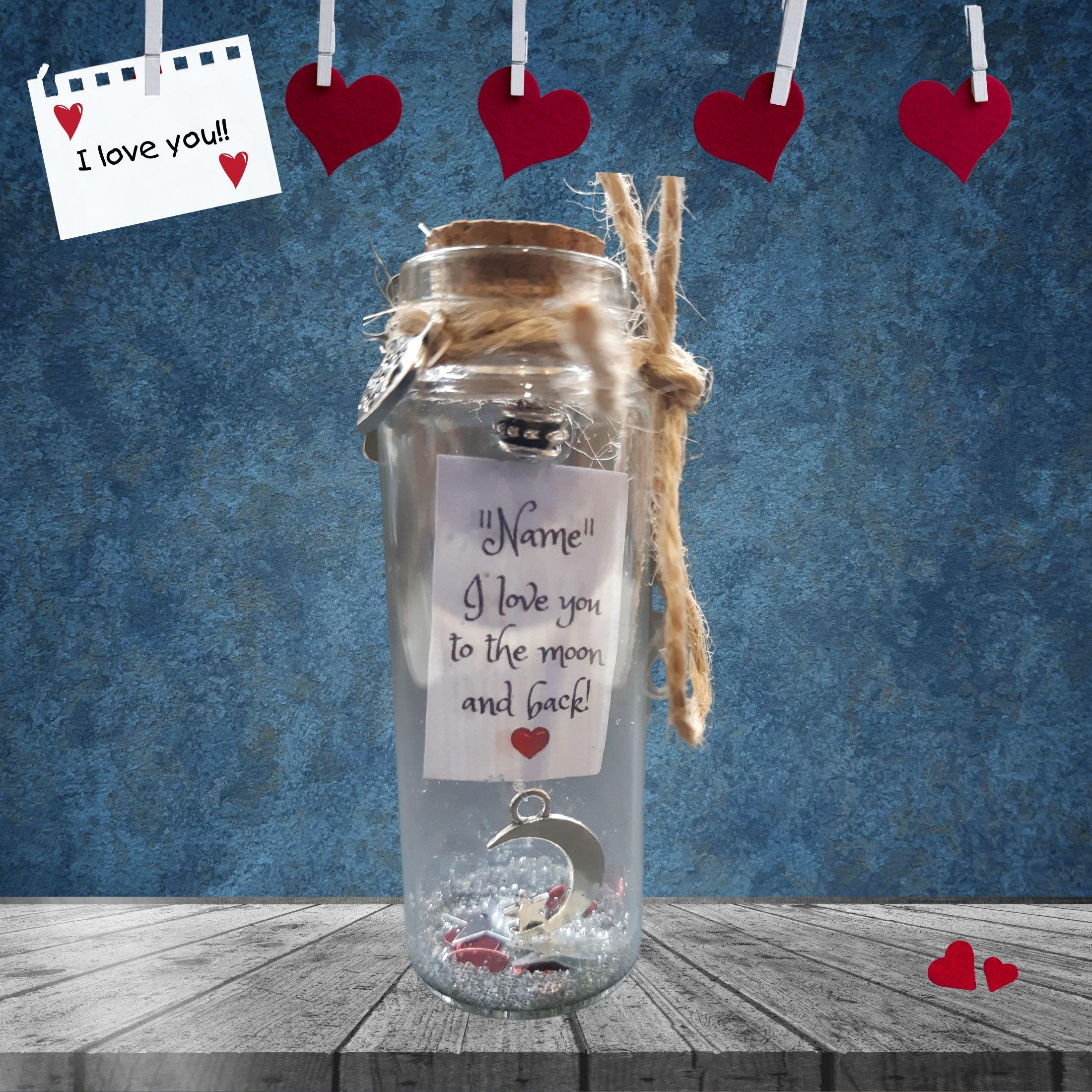 love you bottle